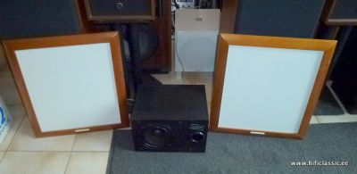 Wharfedale LoudPanel PPS-1 /  2.1 speaker system