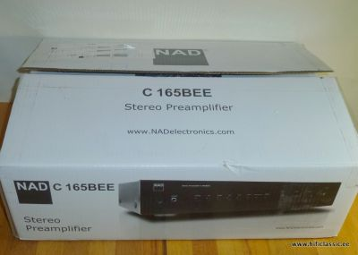 NAD C-165BEE SOLD !