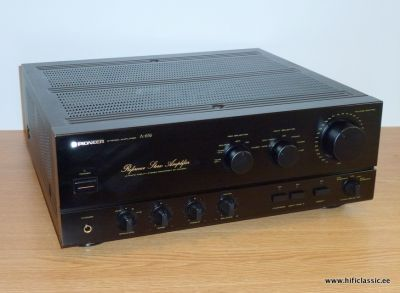 Pioneer A-656 Reference
