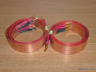 NordOst Flatline  Bi-Wire Cable