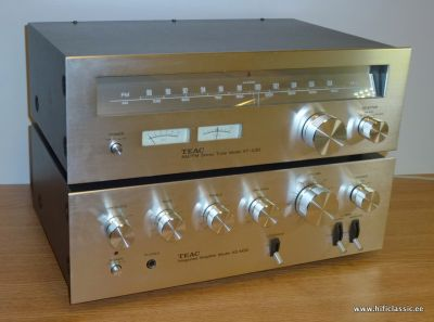 Teac AS-M30 + AT-X30