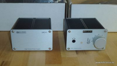 CI Audio VAC-1 + VHP-1