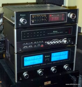 McIntosh MC7270 + C31V + MR510  MÜÜDUD!