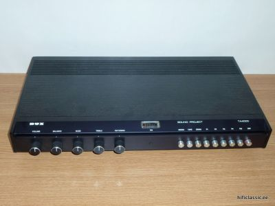 DUX TA-4000 Sound Project (Philips)