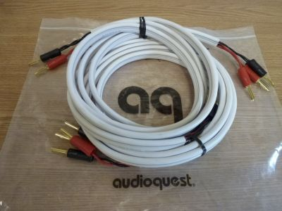 AudioQuest Rocket 11 Bi-Wire MÜÜDUD!
